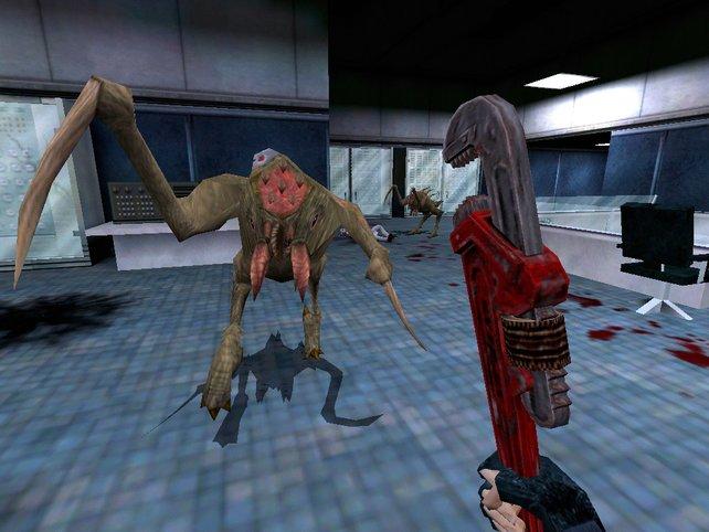 Half-Life ist ein Klassiker. Und den kann man ganz offensichtlich in etwas über 20 Minunten durchspielen.
