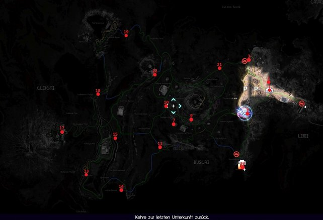 Hier seht ihr die Fundorte aller Gedenkmünzen in Eos und Final Fantasy 15.
