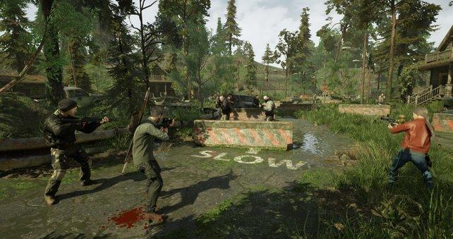 """Potentia: Der """"The Last of Us""""-Klon sorgt auf Steam für Wirbel."""