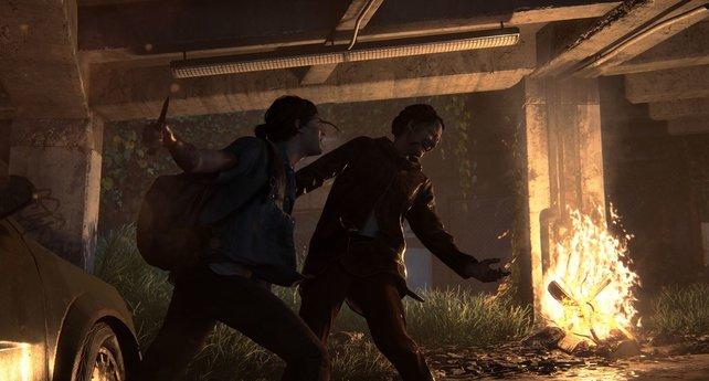 Kontroverses Ende von The Last of Us 2 sah einmal anders aus.