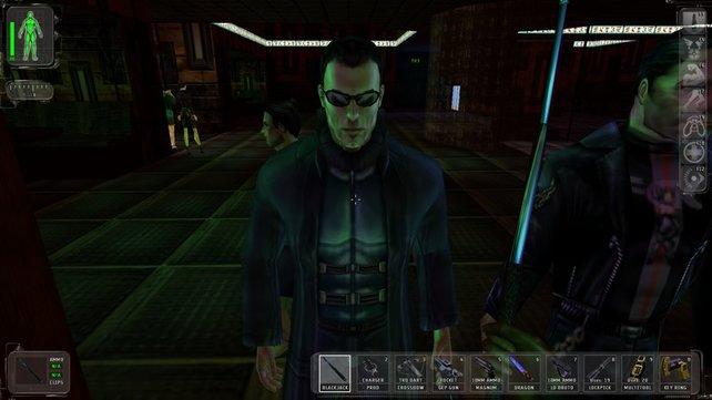 spieletipps-Leser David empfiehlt euch, Deus Ex in Zeiten der Langeweile zu spielen.
