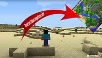 Minecraft: Todesort finden