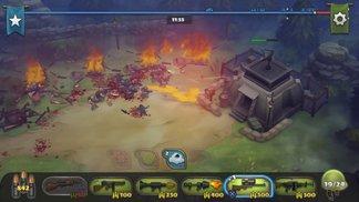 Guns Up - Interview + Gameplay