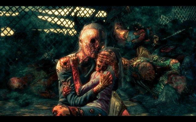 Spiele wie Spec Ops - The Line, die das Kriegsgeschehen so ungeschönt wie möglich wiedergeben, können beispielsweise Trigger enthalten.