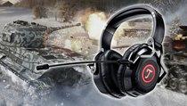 <span>Gewinnspiel:</span> Holt euch ein CAGE Gaming Headset von Teufel und einen Premium-Panzer für WoT - **UPDATE 23.07.2018**