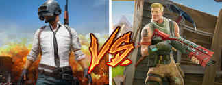 PUBG vs. Fortnite Battle Royale: Ein Vergleich