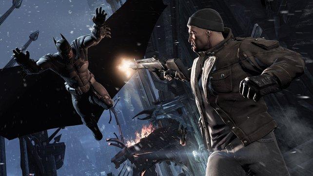 Im Angebot auf PS Now sind auch komplette Spieleserien, wie zum Beispiel die Arkham-Spiele.
