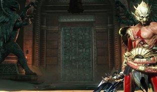 Bilder vom Mehrspieler-Modus in God of War - Ascension