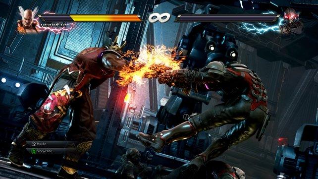Rechter Haken! Unsere Tipps zu Tekken 7 behandeln vorzugsweise das Kampfsystem.