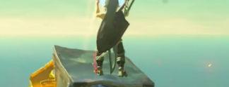 Panorama: Zelda - Breath of the Wild: Neue Flugmaschine, um Hyrule zu erkunden
