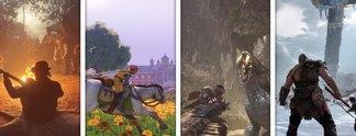 Bilderstrecken: Unsere Top 10 der besten Spiele