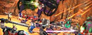 Panorama: Spieler gibt 220.000 Dollar in Transformers-Spiel aus