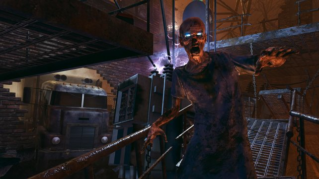 """Der CoD-Fan JohnyJ25 kämpft für ein Remaster der Zombie-Map """"Die Rise""""."""