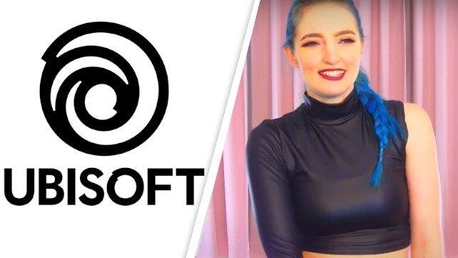 """Das Spieleunternehmen Ubisoft unterstützt Streamerin """"littlesiha"""" beim Spenden sammeln."""