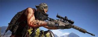 Ghost Recon - Wildlands: Neuer Spielmodus mit Perma-Death angekündigt
