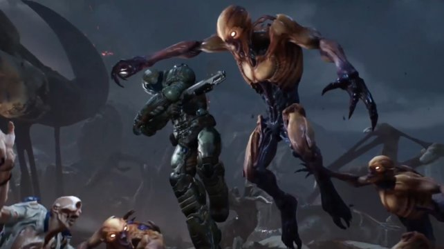 Seht euch das Doom-Waffenarsenal an!