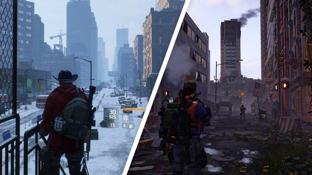In Warlords of New York kehrt ihr zum Schauplatz aus The Division zurück. Der Schnee ist weg, aber das Blut ist geblieben - und kocht zischend auf den Straßen.