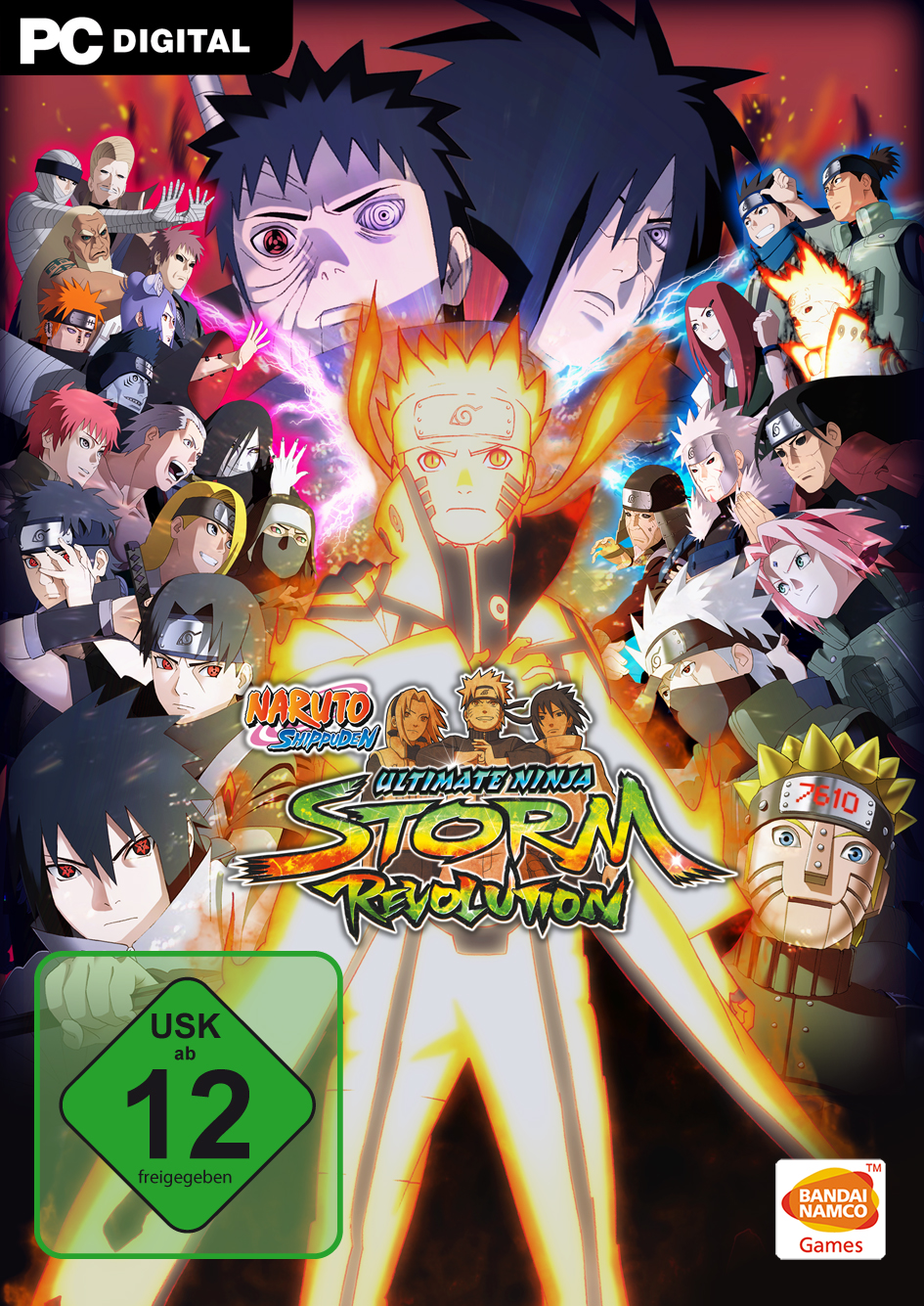 Naruto - Ultimate Ninja Storm Revolution