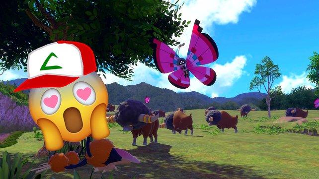 Mehr als 20 Jahre gingen seit dem letzten Teil der Pokémon-Reihe ins Land. (Bild: Nintendo)