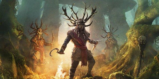 """Willkommen zu unserer Komplettlösung zum """"Assassin's Creed Valhalla""""-DLC """"Zorn der Druiden""""."""