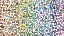 Pokémon aller Generationen nach Typ geordnet