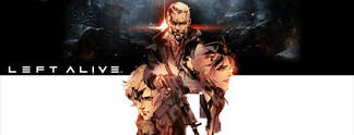 "Left Alive: Neues Projekt von ""Metal Gear""-, ""Final Fantasy""- und ""Armored Core""-Veteranen"