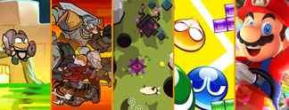 Specials: Keine Chance für Langeweile: Fünf mal neues Futter für Nintendo Switch