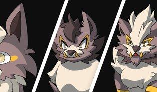 Alle neun Starter und ihre Evolutionen