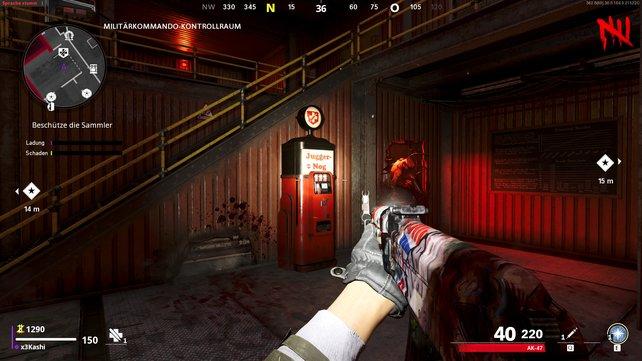 Solo-Spieler sollten sich Jugger-Nog auf Firebase Z in Call of Duty: Cold War schnappen.