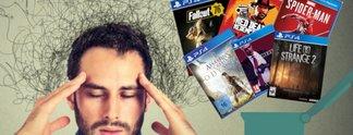 Kolumnen: Welche Spiele soll ich löschen?