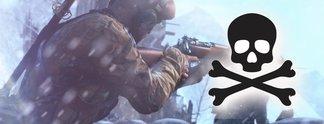 Battlefield 5: Ihr könnt tödliche Kopfnüsse verteilen