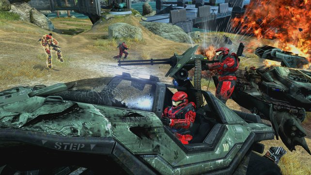 Halo: Reach ist jetzt für PC erhältlich.