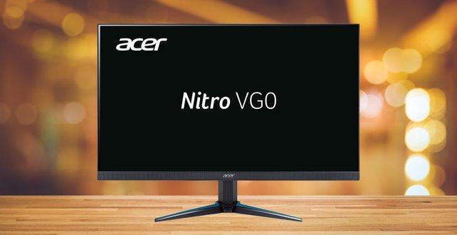 Bildquelle: HAKINMHAN/iStock, Getty Image (Hintergrund); Acer (Produkt)