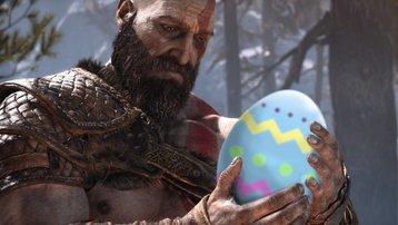 <span></span> Junge, was für Easter Eggs!