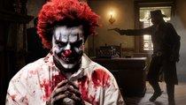 Clowns wollen Rockstar die Meinung geigen