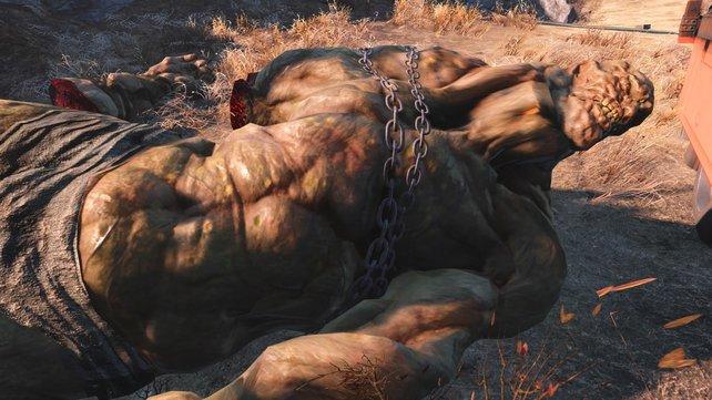 Ein toter Behemoth, ist ein guter Behemoth.