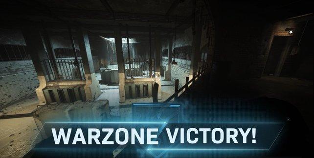 Call of Duty: Warzone - Sieg im Gulag geht nicht? Geht doch ... irgendwie. Quelle: Reddit, Brittn64.