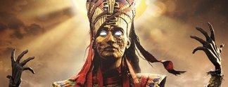 """Vorschauen: """"Der Fluch der Pharaonen"""" kommt über Ägypten"""