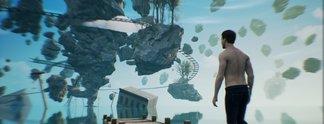 Twin Mirror: Neue irrwitzige Gameplay-Details auf der gamescom vorgestellt