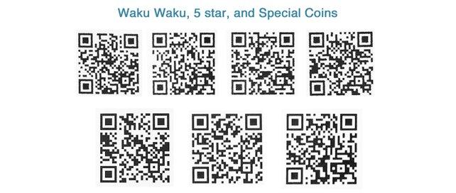 Von diesen QR-Codes gibt es nicht so viele. (Quelle: watchofyokai.com)
