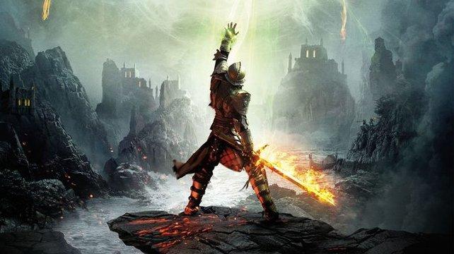 Dragon Age - Inquisition legt großen Wert auf eine tiefgründige Handlung.