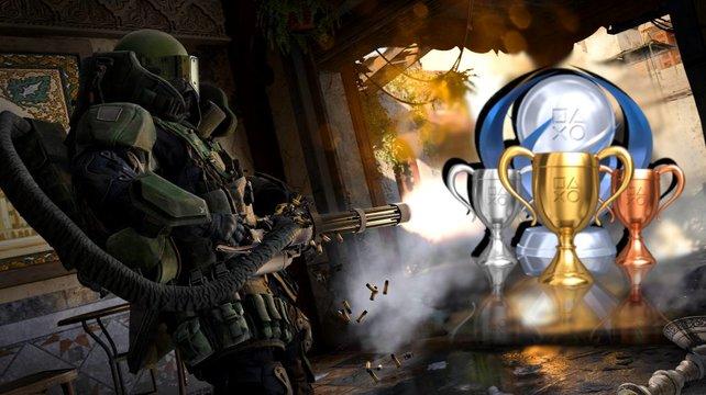 Die Trophäen und Erfolge in Call of Duty: Modern Warfare stellen vor allem eure Fähigkeiten in der Kampagne auf die Probe.