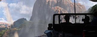 Uncharted 4 - A Thief's End: Ausführliches Spielmaterial aus Madagaskar