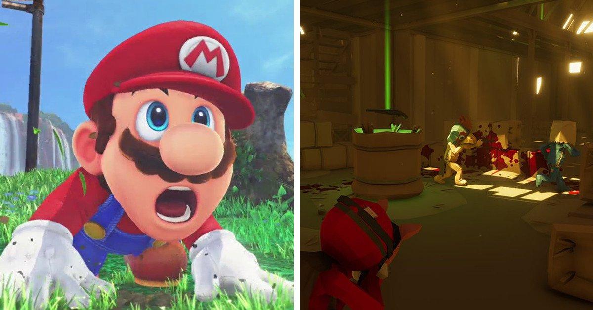 Pummel Party: Mario Party-Klon geht auf Steam durch die Decke