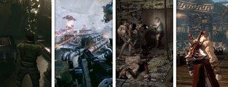 Bilderstrecken: Spiele, die den Generationenwechsel ein wenig lächerlich gemacht haben