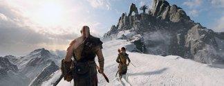 """Es geht weiter: Für """"God of War""""-Fans gibt es gute Neuigkeiten"""