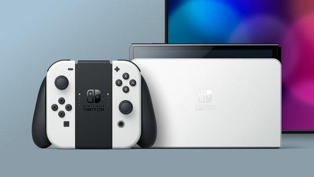 Nintendo Switch OLED: Neue Konsole ist nicht für alle Gamer geeignet.