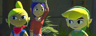 The Legend of Zelda: Nintendo hatte Pläne für The Wind Waker 2