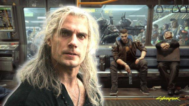 Für Cyberpunk 2077 müssen Entwickler extrem hart arbeiten. Bildquelle: Netflix