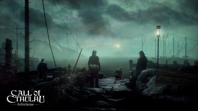 Call of Cthulhu spielt auf einer mysteriösen Insel, die allem Anschein nach von Dämonen heimgesucht wurde.
